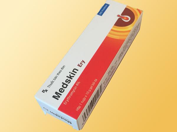 Thuốc Medskin Ery