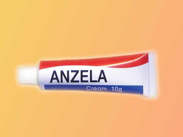 Anzela C là sản phẩm dạng kem chuyên dùng cho người muốn làm mờ vết sẹo, thâm