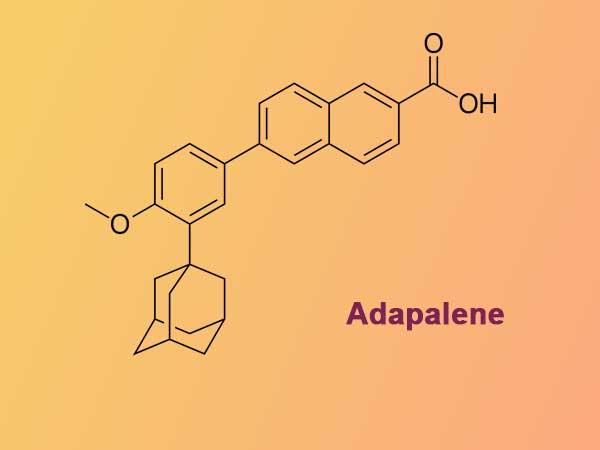 Klenzit MS có thành phần chính là Adapalene