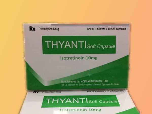 Đọc kỹ hướng dẫn sử dụng thuốc Thyanti trước khi dùng